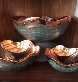Copper Bowl Starting at: