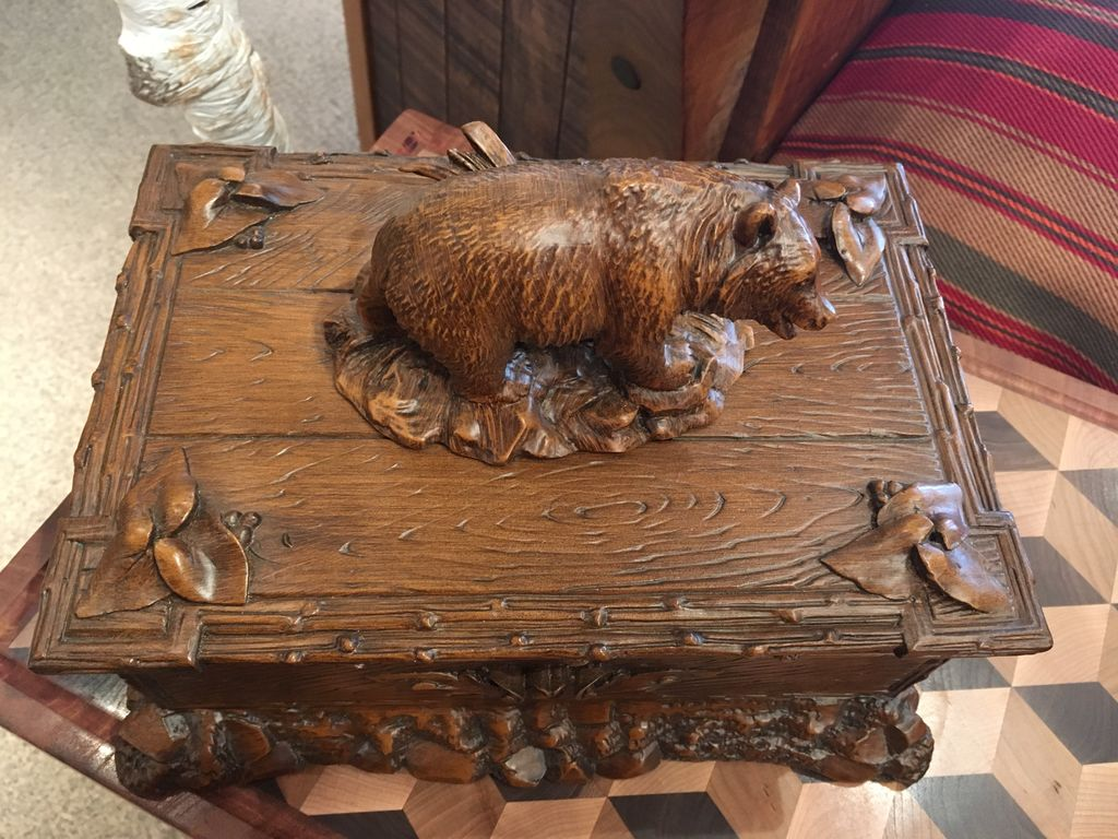 OKC BEAR BOX