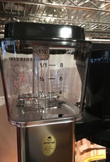 MOCCA TECNIVORM BRUSHED 10 CUP COFFEE MAKER