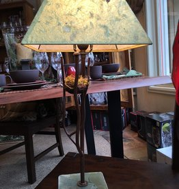 IRON BRANCH TABLE LAMP/NEST