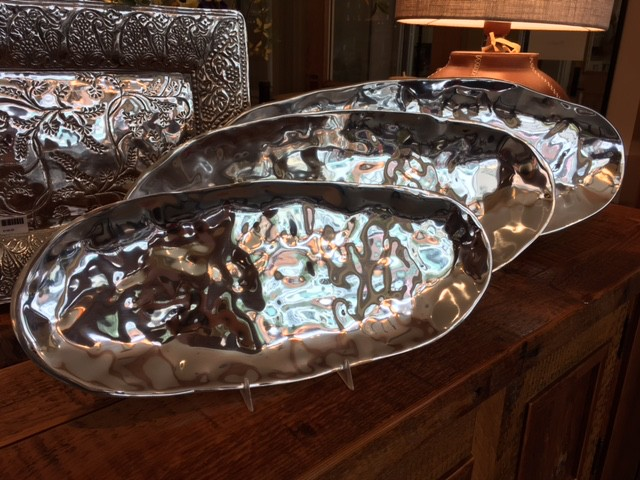 BALL SOHO LARGE OVAL TRAY