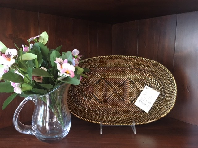 CALA OVAL BREAD BASKET