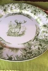 "CEC ALPINE STAG 10"" DINNER PLATE"