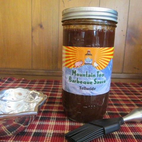 DAKOTA Mountain Top BBQ Sauce