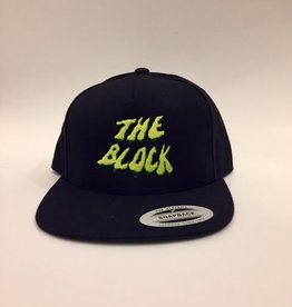 BLOCK Block Y/G Swamp Snapback Black