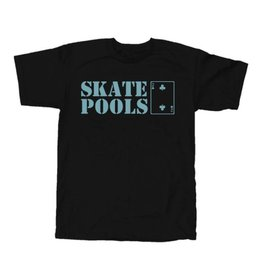Low Card Lowcard Skate Pools tee