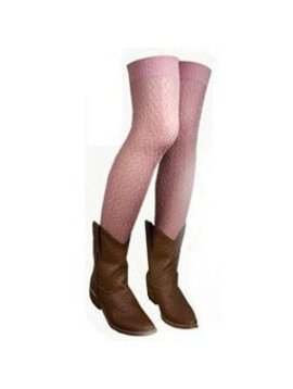 Crochet Over Knee