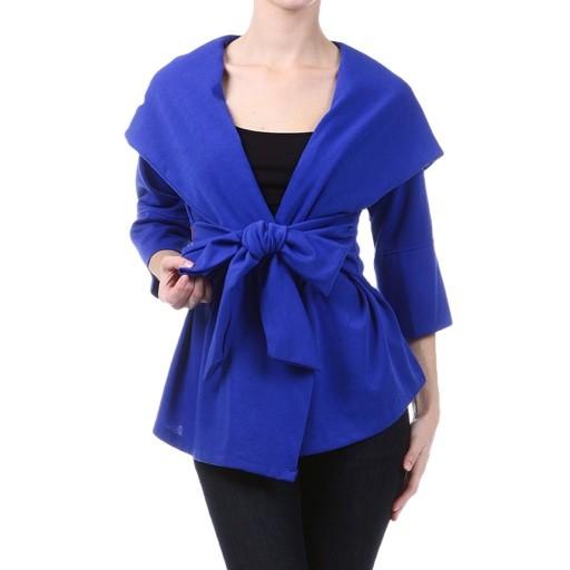 Kimono Hood Sweater