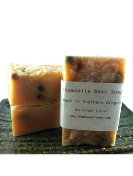 Chamomile Beer Soap