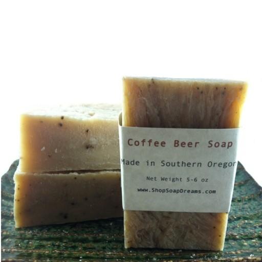 Coffee Beer Soap