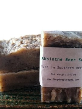 Absinthe Beer Soap