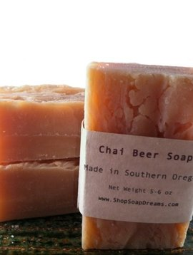 Chai Beer Soap