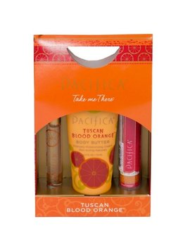 Take Me There Tuscan Blood Orange Set