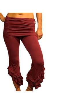 Gypsy Chic Dancing Fire Pant