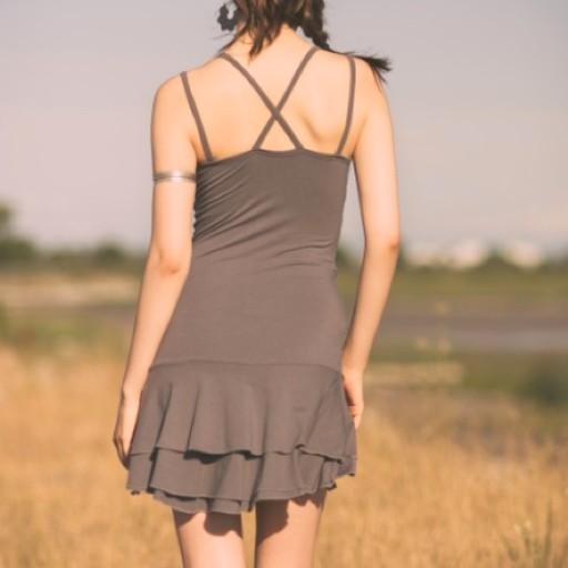 Bamboo Aphrodite Dress