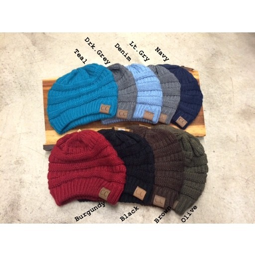 CC Knit Hat