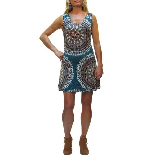 Gypsy Chic Tank Dress, Ankara