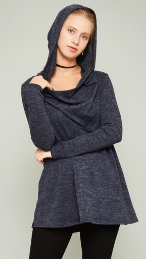 Love In Love In Hood Tunic