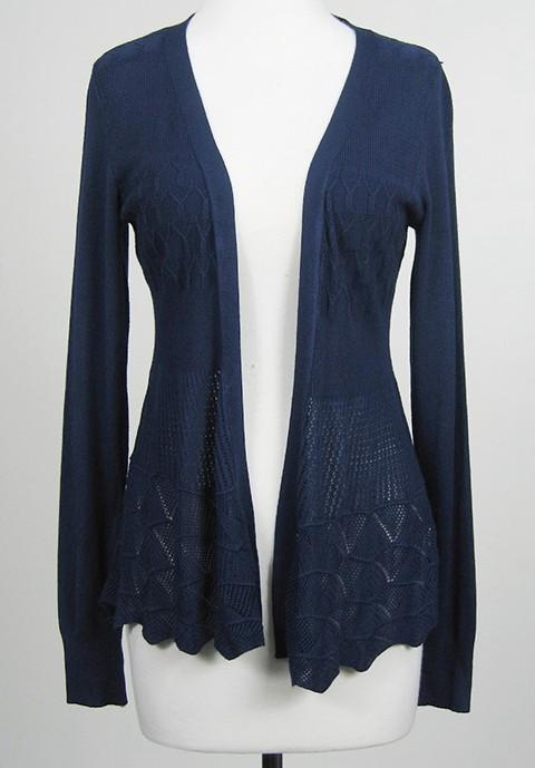 GCBLove Lovely Peaks Crochet Cardigan