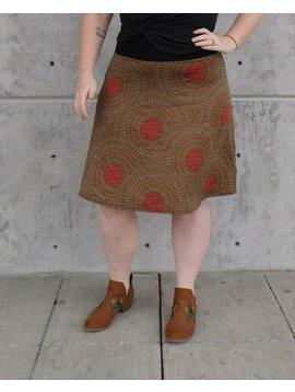 Band Skirt, Mandala
