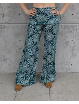 Gypsy Chic Skirt Pant, Sanddollars