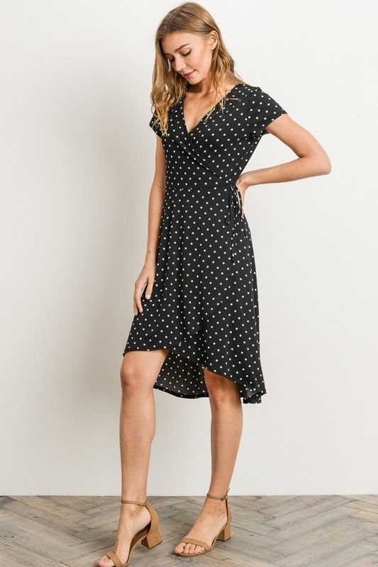 Gilli Anchor + Noir Dress