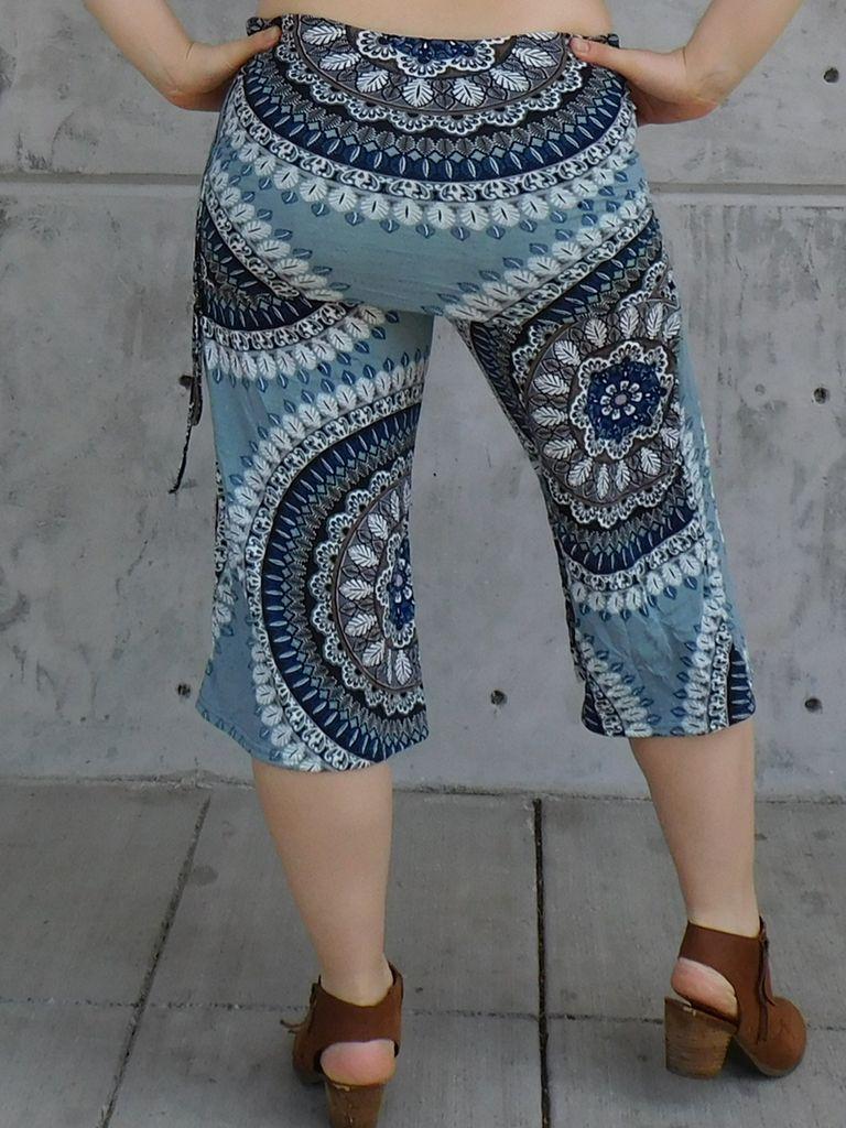 Gypsy Chic Mid Skirt Pant, Ankara