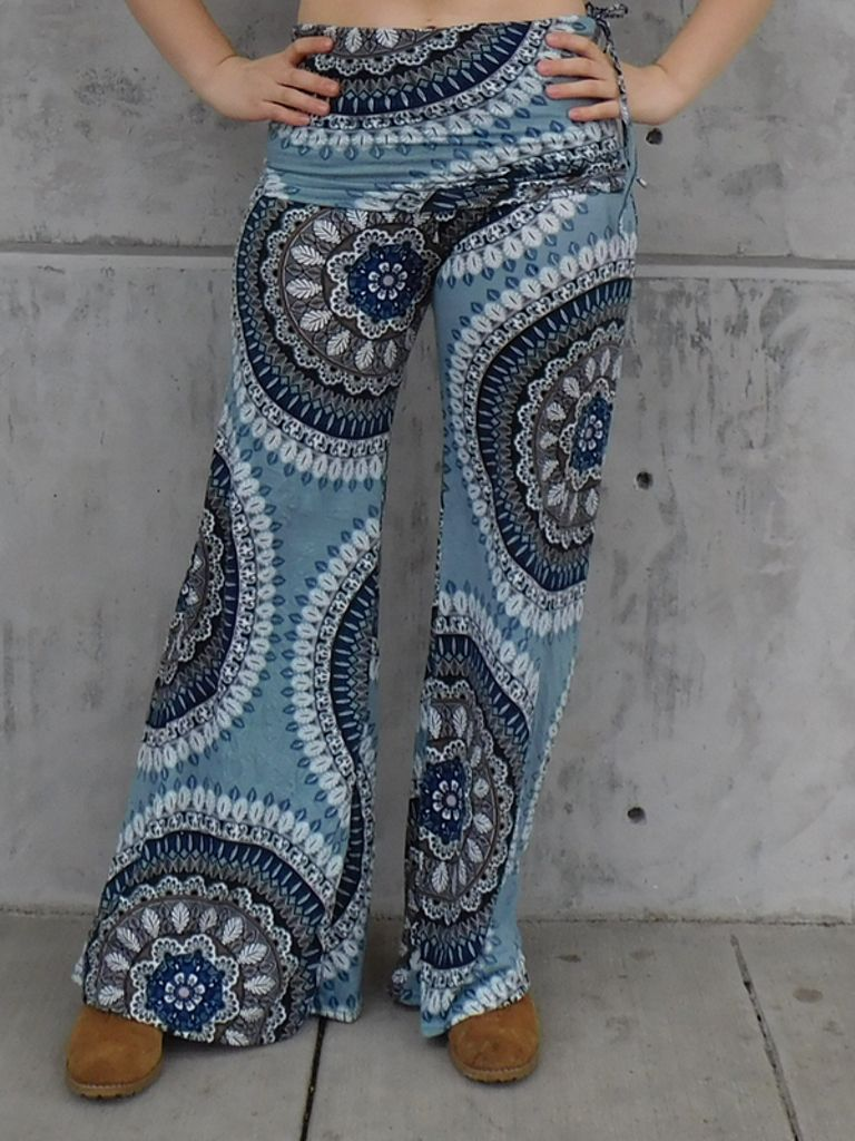 Gypsy Chic Skirt Pant, Ankara