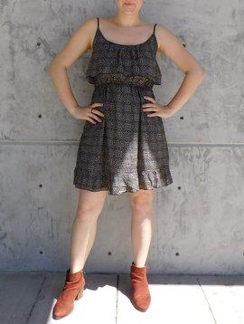 Gypsy Chic Prairie Dress, Eclipse