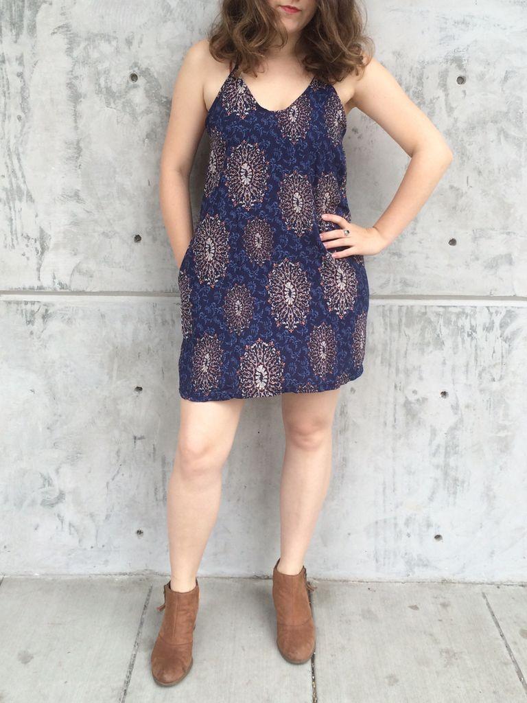 Gypsy Chic Day Dream Dress, Starburst