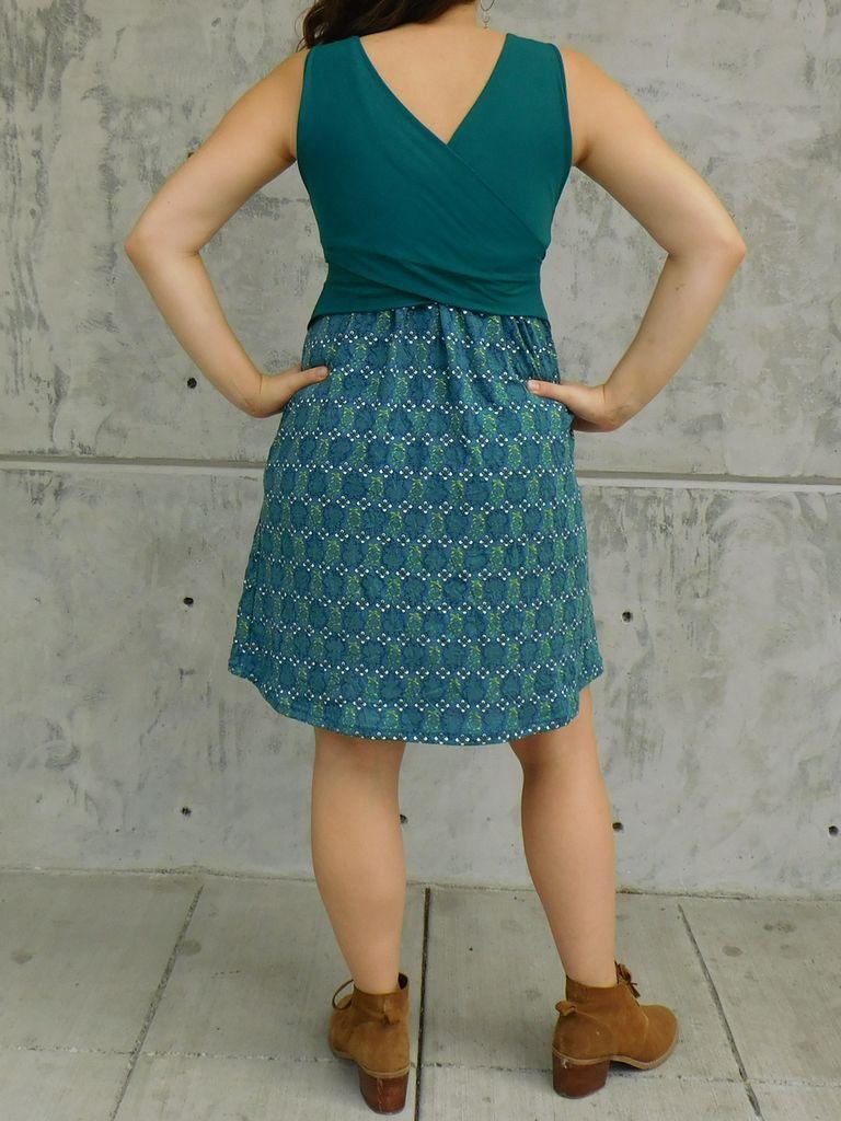 Gypsy Chic Santorini Dress, Meadow