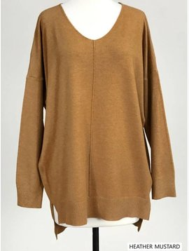 GCBLove Dreamy V Neck Sweater