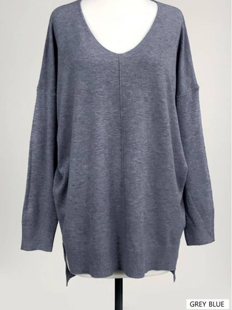 GCBLove Dreamy V Neck Sweater