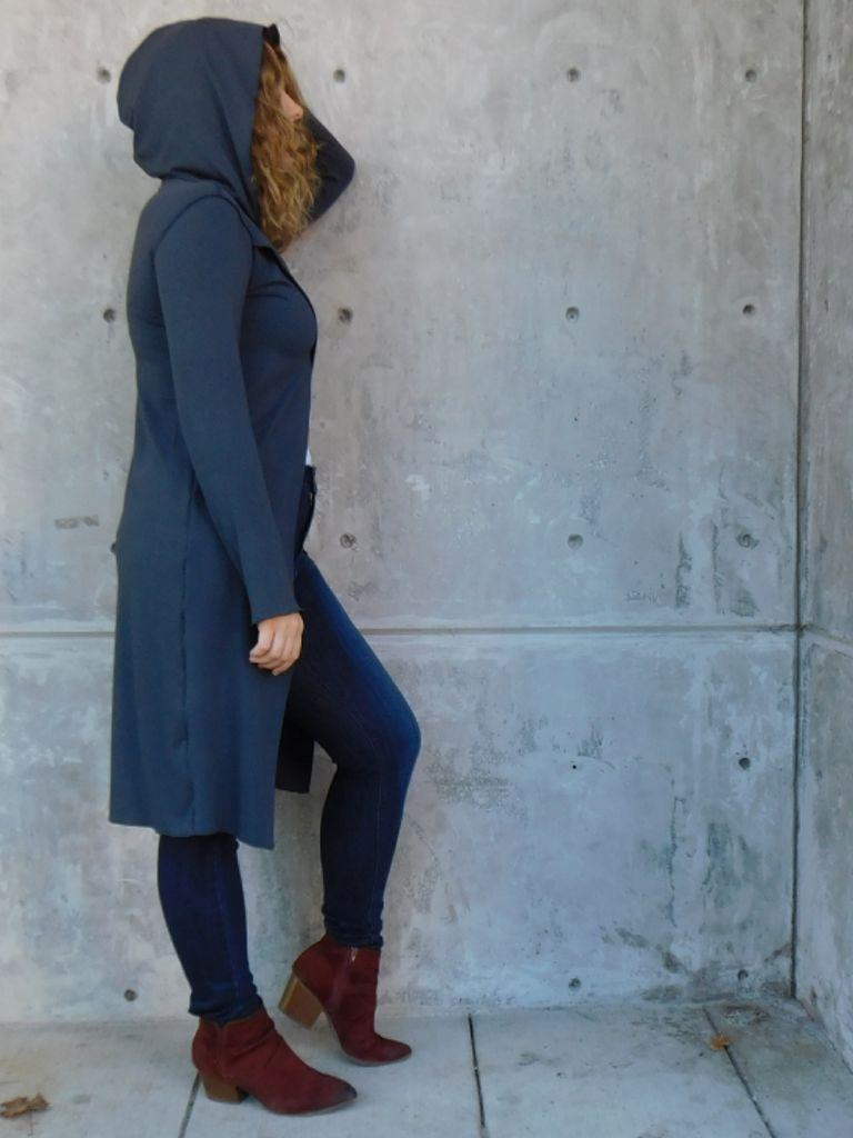 Gypsy Chic Nexus Hoodie Dress