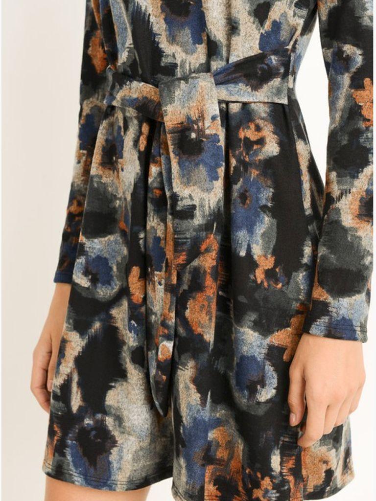 AAAAA Fashion Water + Blossom Dress