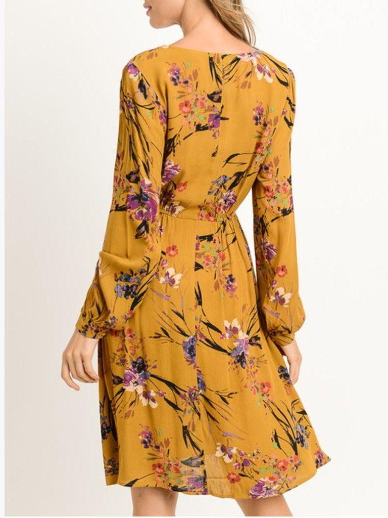 GCBLove Woodstock + Berry Dress
