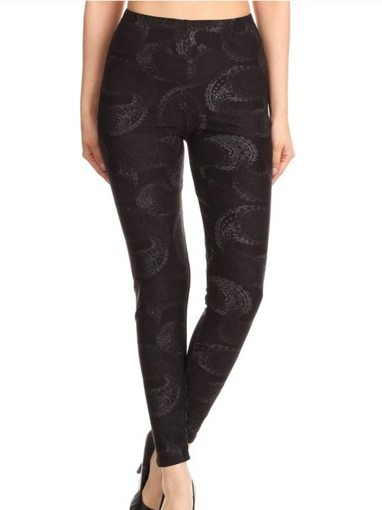 GCBLove Faded Paisley Legging