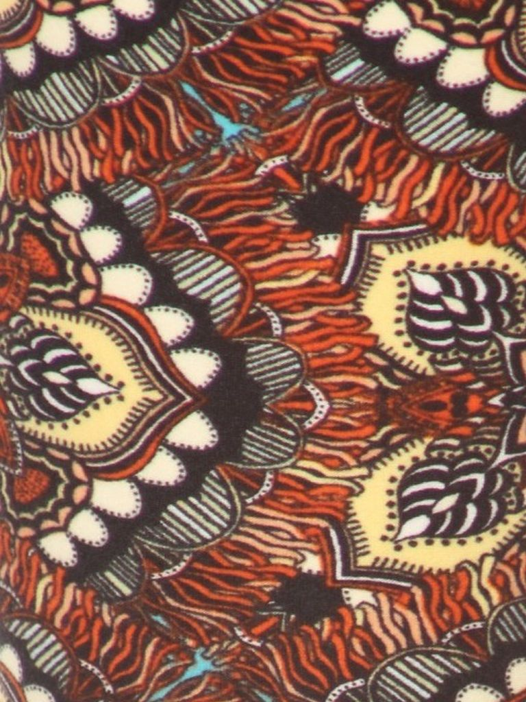 GCBLove Flower Tile Legging