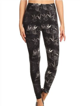 GCBLove Midnight Bamboo Leggings