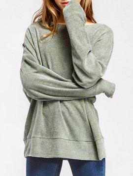 GCBLove Chenille Lounge Sweater