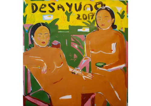 A Number of Names ART Desayuno 2017
