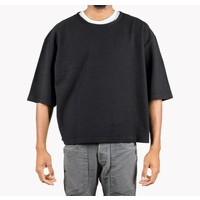 TH Reverse Short Sleeve Sweatshirt