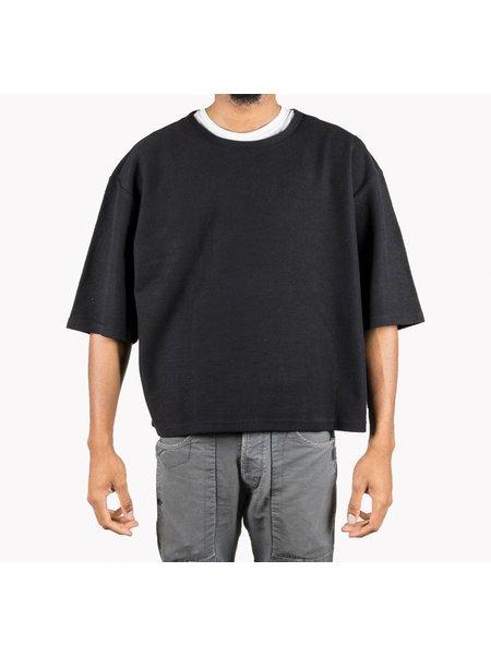 Troglodyte Homunculus TH Reverse Short Sleeve Sweatshirt