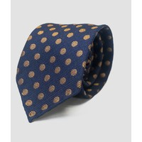 TIE navy w/ orange