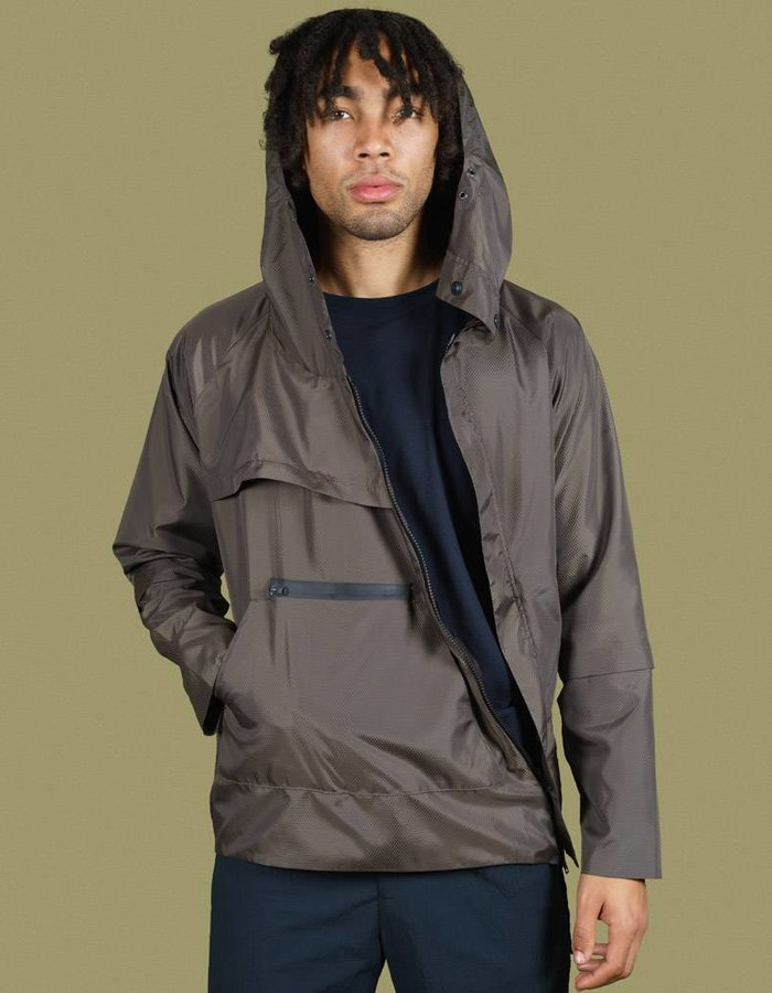 United Boroughs Otomo Jacket brown