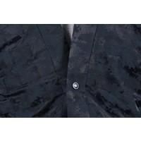 Kimono Jacket navy camo