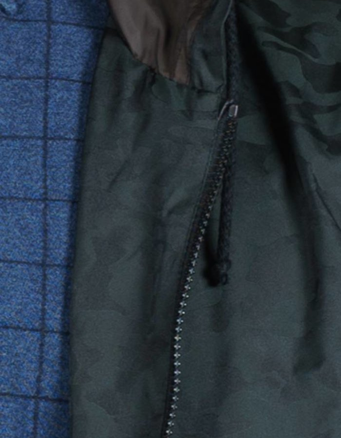 United Boroughs Tetsuo Jacket green camo
