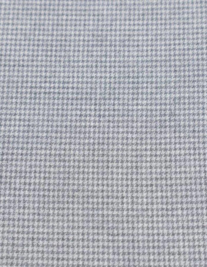 Seize sur Vingt ZCP Birch Winter Grey & light grey houndstooth flannel