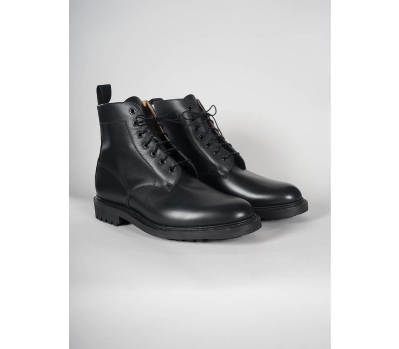 Black Kelso Derby Boot