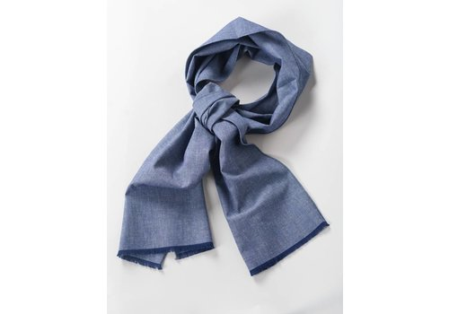Seize sur Vingt Homestead Washed Denim Scarf